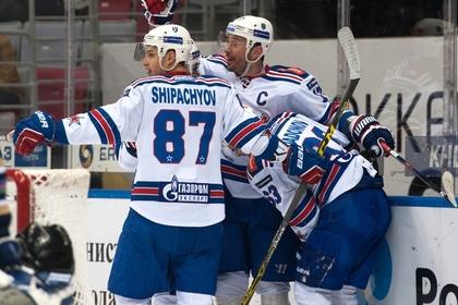 Источник сообщил о проблемах с допингом у троих хоккеистов СКА
