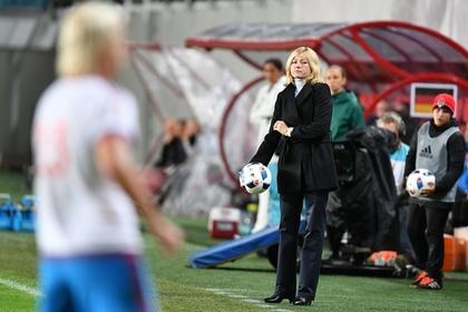 Женская сборная России по футболу вылетела с чемпионата Европы