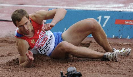 Алексей Федоров: Допинг-инспекторы IAAF вели себя крайне вежливо