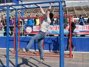 Как в Смоленской области развивают массовый спорт