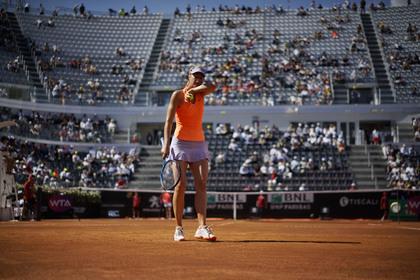 Шарапова попала в квалификацию US Open