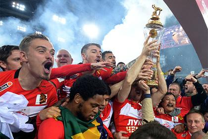 Букмекеры оценили шансы «Спартака» на защиту чемпионства