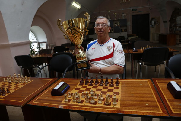 Смолянин стал победителем Олимпиады по шахматам среди слепых и слабовидящих спортсменов