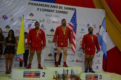 47-летний спортсмен из США стал чемпионом Панамерики по боевому самбо
