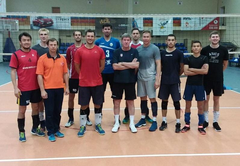 Смоленский волейболист Дмитрий Дубовской продолжит карьеру в Казахстане
