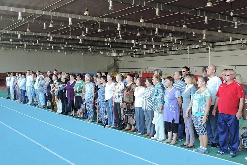 В Промышленном районе прошли соревнования, посвященные Дню физкультурника