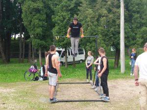 В Вязьме Смоленской области построят мини-стадион для занятий воркаутом