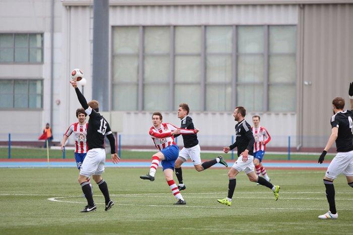 ЦРФСО Смоленска уступила команде Пскова на выездном матче
