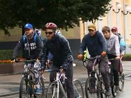 Из Смоленска в Калугу стартовал молодёжный велопробег