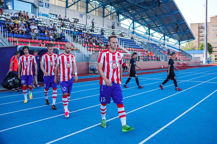 ЦРФСО отзаявил воспитанника смоленского футбола