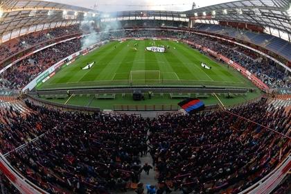 СМИ анонсировали переименование стадиона «Локомотив»