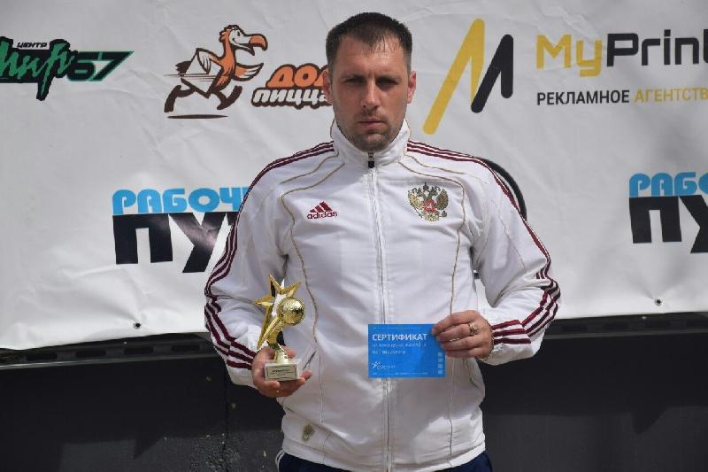 В Смоленске определили лучший гол финального этапа Суперлиги по пляжному футболу