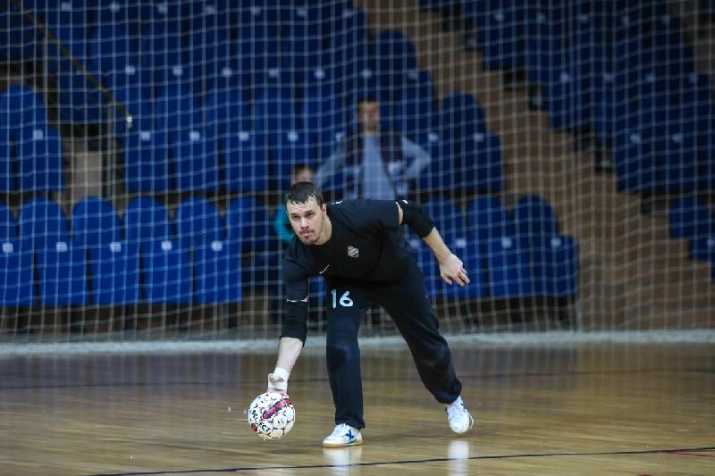 Вратарь смоленского «Автодора» вызван в сборную России