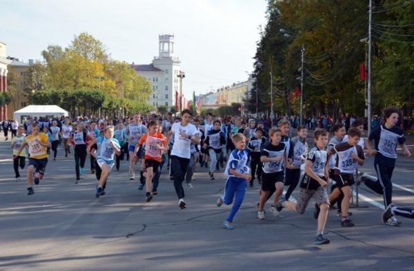 По смоленским улицам пробегут участники «Кросса нации»