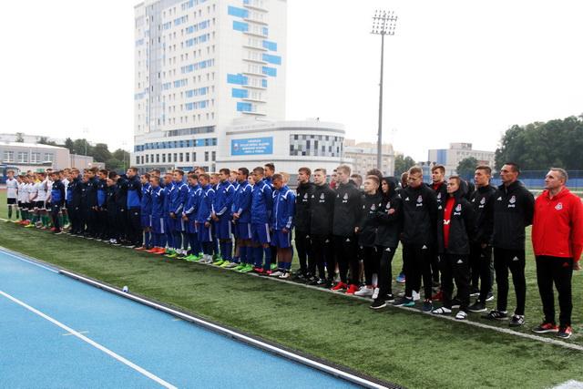 Белорусский БАТЭ выиграл турнир памяти Александра Шкадова в Смоленске