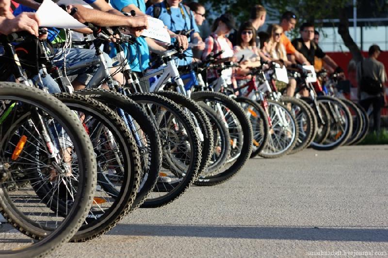 23 сентября в Смоленске пройдет велопарад