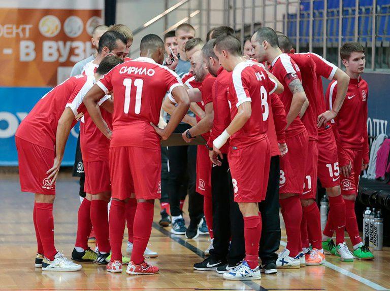 Футболисты СК КПРФ сыграют со смоленским «Автодором»