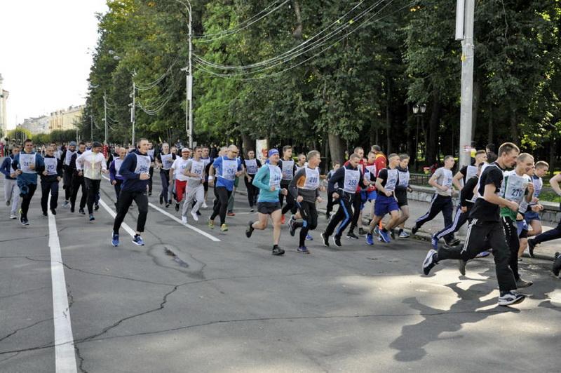 Более 3 тысяч смолян приняли участие в «Кроссе нации»