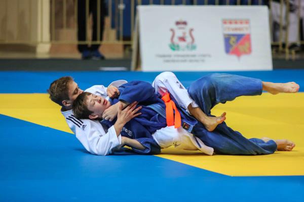 В Смоленске состоится первенство по дзюдо среди юношей и девушек