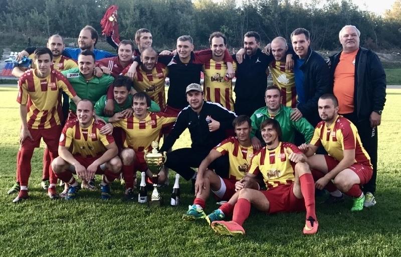 Футболисты «Автодора» завоевали Кубок Смоленской области