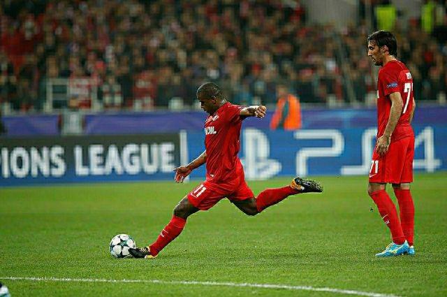 УЕФА возбудил против «Спартака» дело по итогам игры с «Ливерпулем»