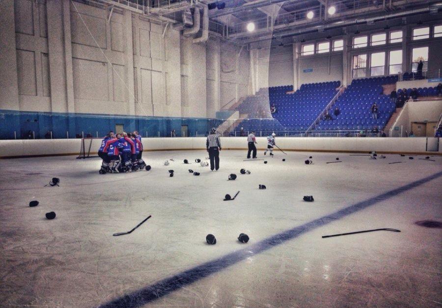 Юные смоляне выиграли хоккейный турнир