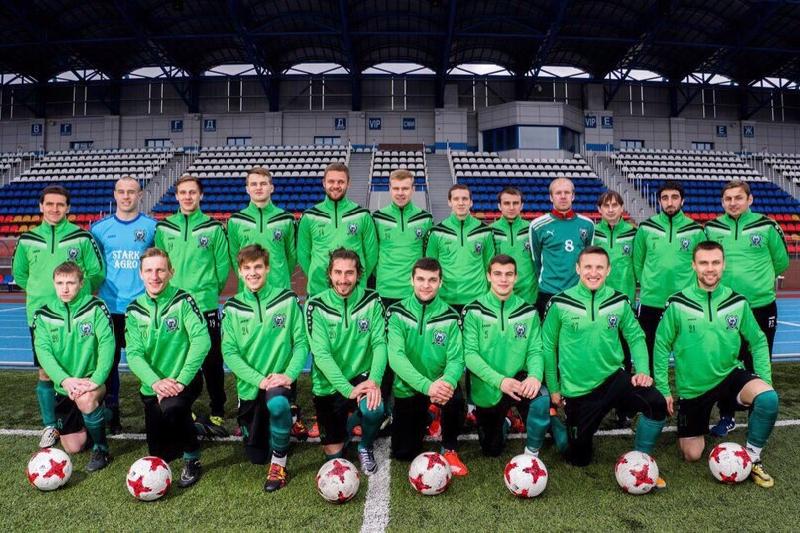 Футбольный клуб из Смоленской области идет по пути «Краснодара»