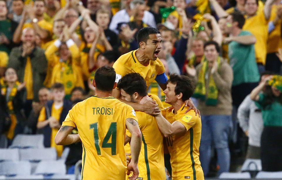 Австралия победила Сирию 2:1 и сыграет в стыковых матчах ЧМ-2018