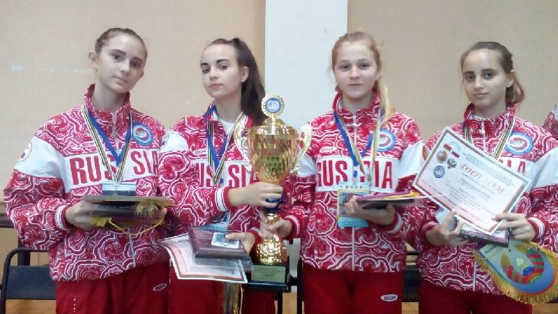 Смоленские баскетболистки выиграли «серебро» спартакиады Союзного государства