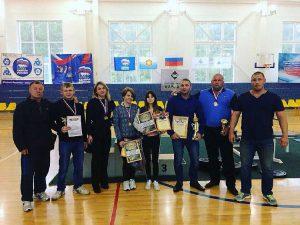 В Десногорске состоялся Кубок Смоленской области по жиму штанги лежа