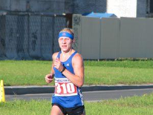 Рославльчанин Василий Ларкин выиграл чемпионат России по бегу на 100 км