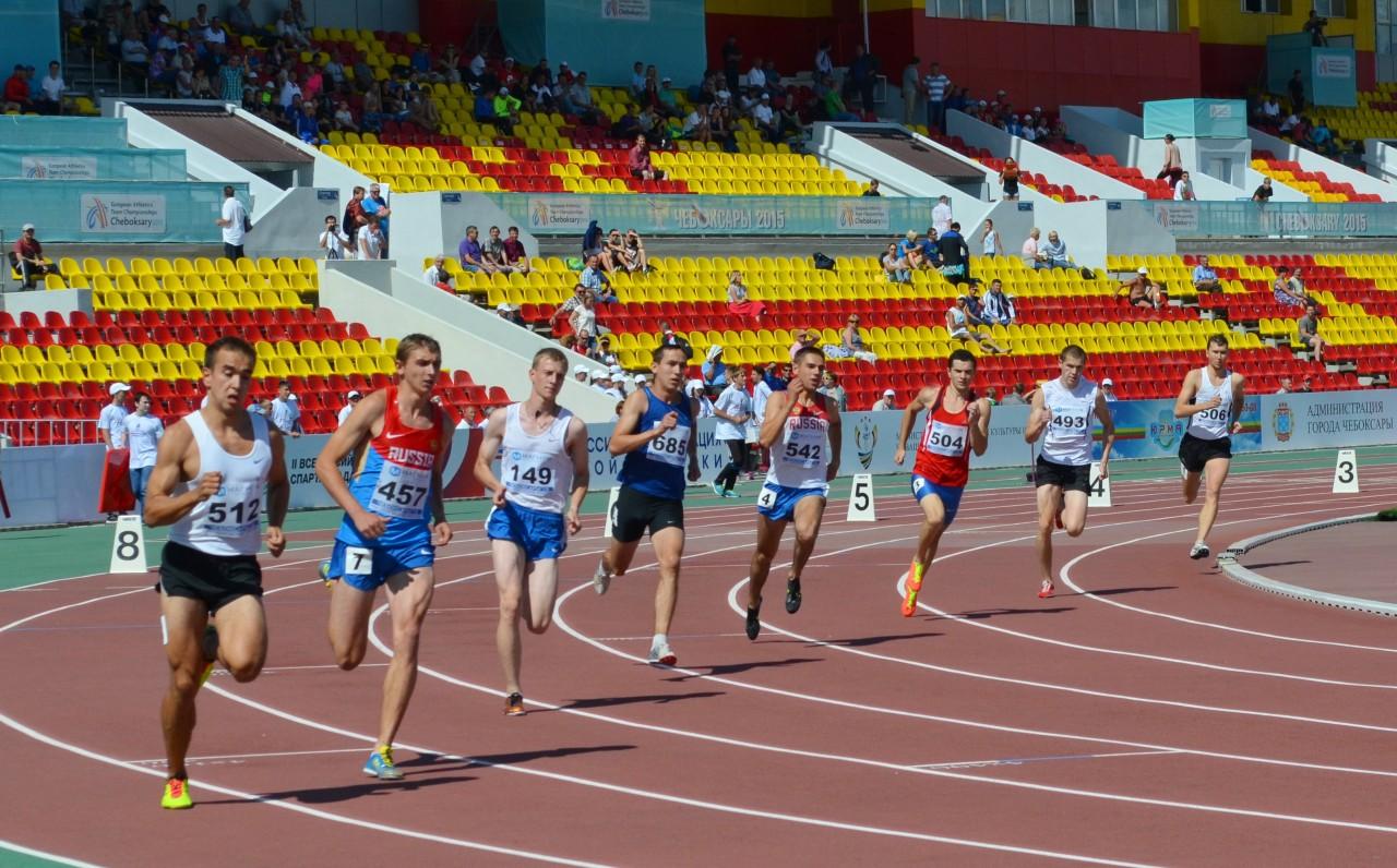 Чемпионат России по легкой атлетике 2018 года пройдет не в Смоленске