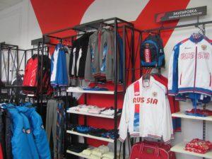 Центр официальной олимпийской экипировки открылся в Смоленске