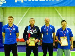 Смоленские таможенники стали призерами регионального первенства по настольному теннису «Динамо»