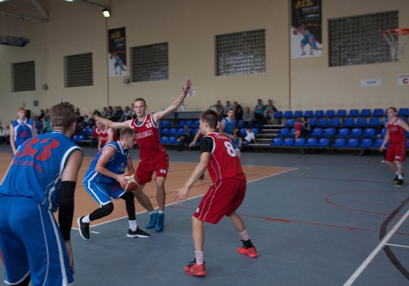 Баскетболисты СГАФКСТ успешно стартовали в чемпионате АСБ