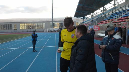 Смоленские студенты крупно выиграли у сборной ЮФУ