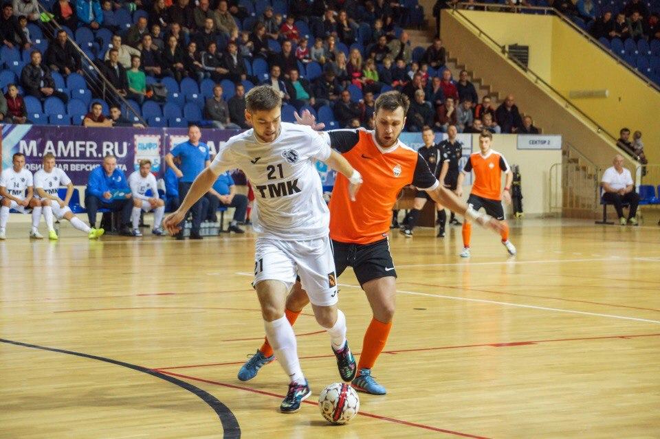 Смоленский «Автодор» проведет две игры Суперлиги в Сыктывкаре