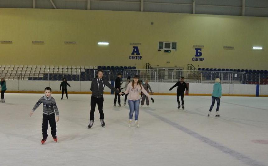 В Смоленске проходит акция «Молодежь выбирает спорт»