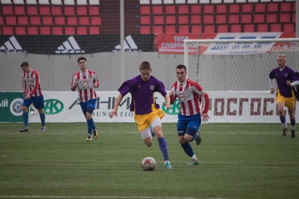 Футболисты СГАФКСТ разгромили КФУ из Симферополя