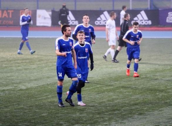 Футболисты СГАФКСТ сыграли вничью с ЧГУ из Грозного