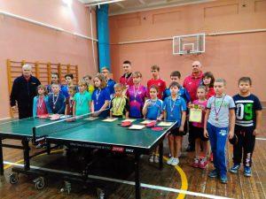 Смоленские теннисисты завоевали медали на турнире в Брянске