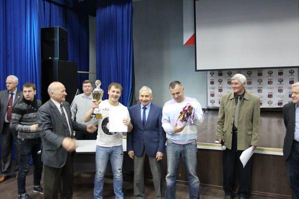 В Смоленской области подвели итоги футбольного сезона