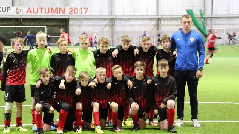 Футбольный клуб из Смоленска сыграл с «Ливерпулем»