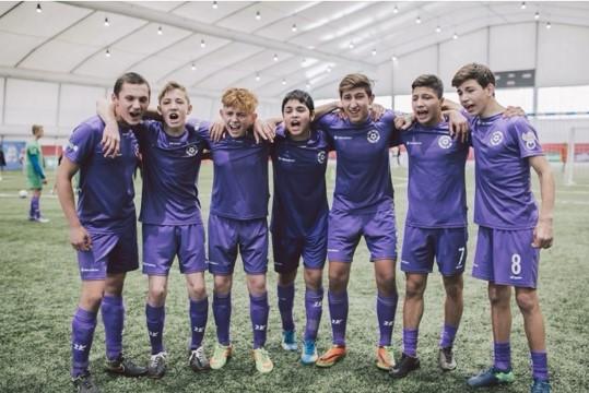Международный турнир по футболу «Будущее зависит от тебя»