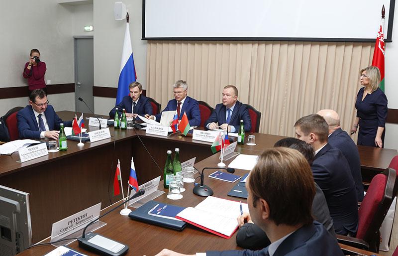 В Смоленске обсудили перспективы развития физкультуры и спорта России и Беларуси