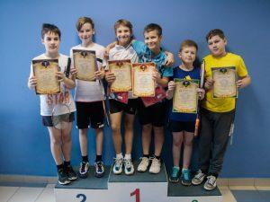 Вязьмичи приняли участие в первом этапе турнира «Детская Лига» в Калужской области.