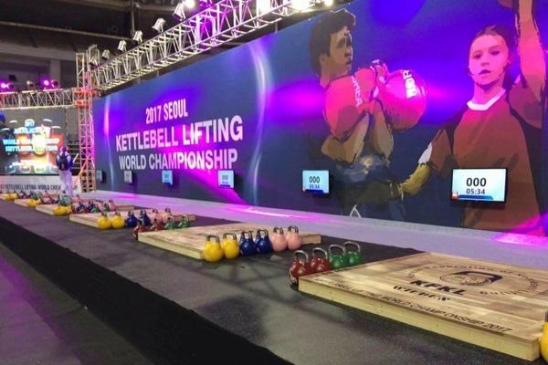 Смоленские гиревики привезли из Сеула шесть золотых медалей