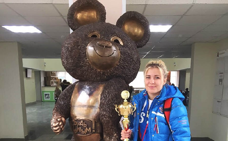 Студентка смоленского училища олимпийского резерва выиграла кубок Москвы по вольной борьбе
