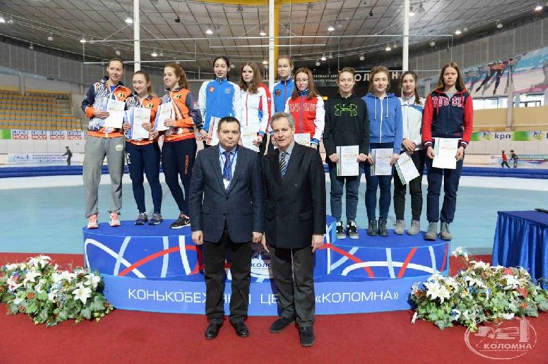 Смолянки выиграли «бронзу» на чемпионате России по шорт-треку