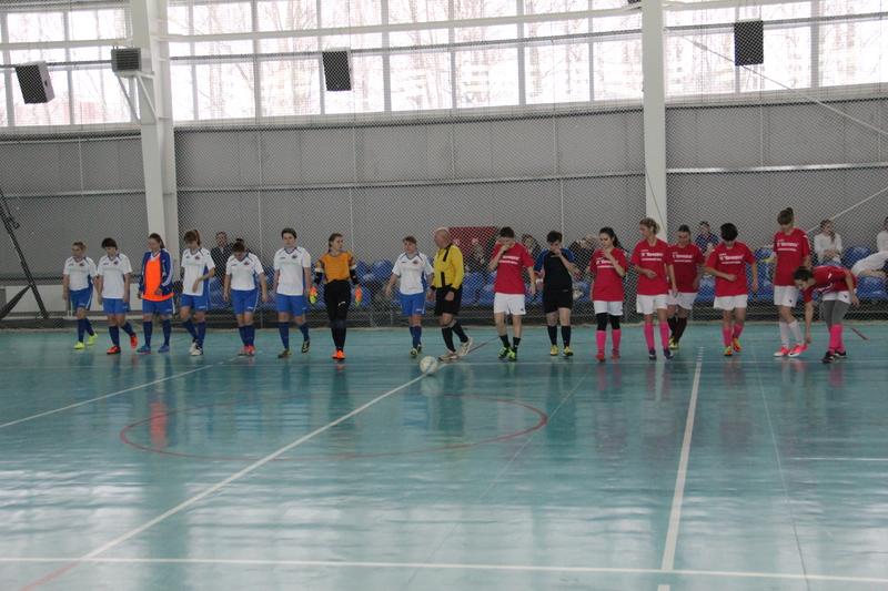 Открытый Кубок Смоленской области по мини-футболу среди женщин.
